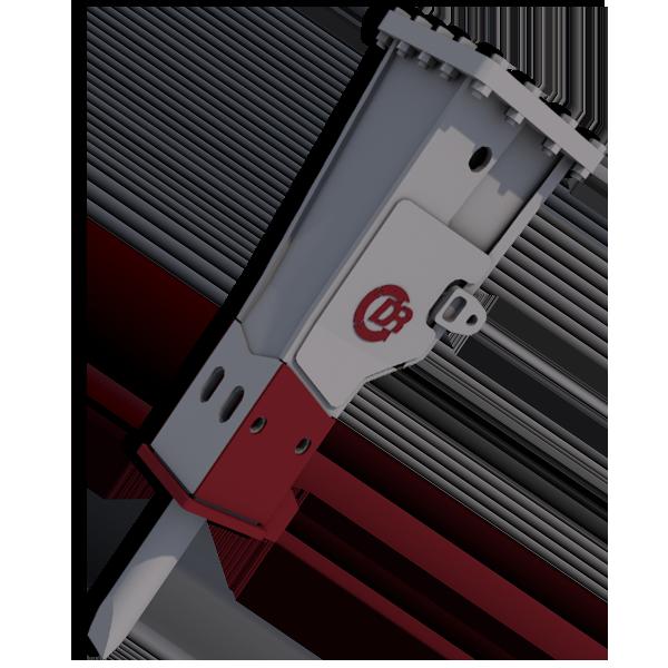 Hydraulische hamers - DFX